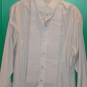 Men's Designer Tuxedo Shirt